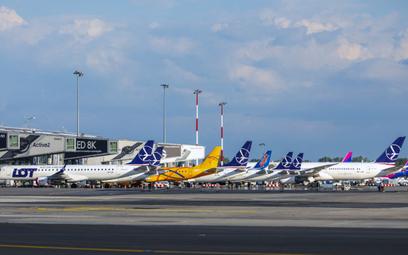 Lotnisko Chopina: W październiku nieco ponad 300 tysięcy pasażerów