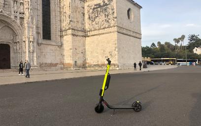 Elektryczne rowery i hulajnogi bez obowiązkowego OC