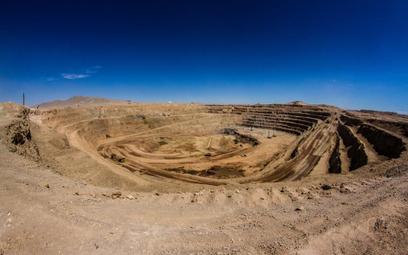 Australijczycy wierzą w potencjał rozwoju chilijskiej kopalni.
