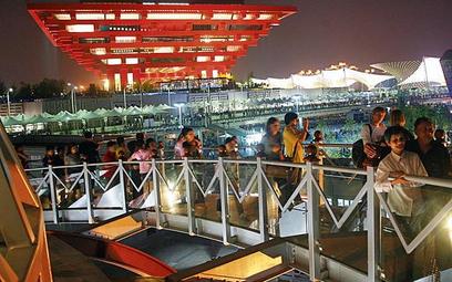 Wystawa w Szanghaju przyciąga miliony zwiedzających