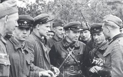 Spotkanie żołnierzy Wehrmachtu i Armii Czerwonej w Brześciu, 20 września 1939 r.