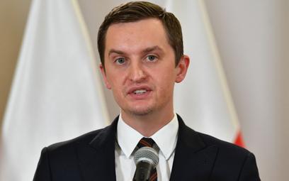 Sebastian Kaleta, wiceminister sprawiedliwości