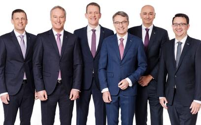 Nowy dyrektor Dachser