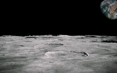 Chiny i Rosja chcą wspólnie zbudować bazę na Księżycu