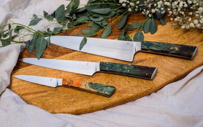 Polski hand made: oni robią noże dla czołowych szefów kuchni
