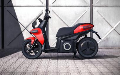 Seat e-Scooter: Kolejny elektryczny jednoślad Hiszpanów