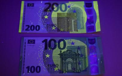 Będą dwa nowe banknoty euro. Innowacyjne zabezpieczenia