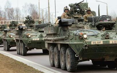 Amerykanie wzmacniają flankę NATO