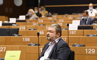 Karol Karski, eurodeputowany