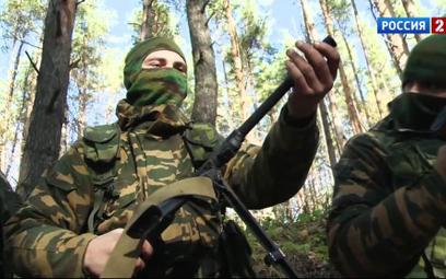 """Rosyjski wywiad wosjkowy (z filmu dokumentalnego """"Poligot"""", transmitowanego przez Rossija 2)"""