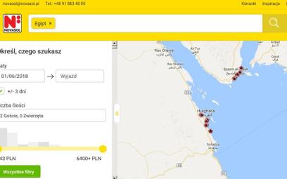Novasol zaprasza do egipskiej kwatery