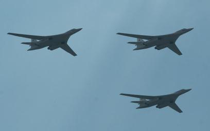 Tu-160 uznawane są za najcięższe samoloty bojowe świata