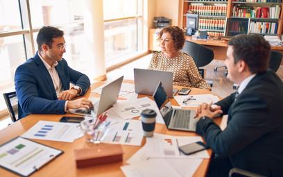 Ocena miernika biznesowego członków zarządu