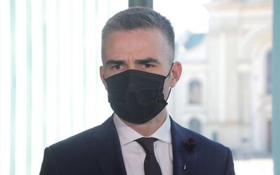 Prezes Naczelnej Rady Adwokackiej Przemysław Rosati