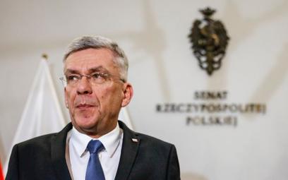 Karczewski o wyborach w Warszawie: Mnie to burzy