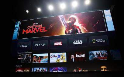 Disney+ może liczyć na ogromną bibliotekę filmową, w tym uniwersum Marvela czy Gwiezdnych Wojen