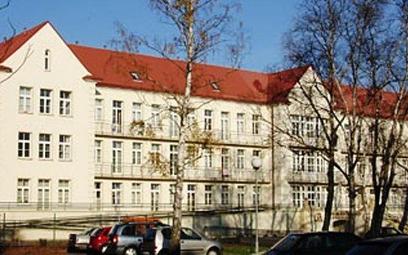 Szpital Powiatowy w Białogardzie. To tu zmarła 44-letnia anestezjolog, po czterech dobach dyżuru