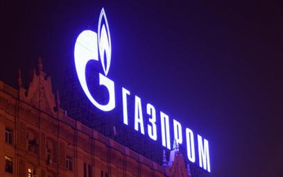 Gazprom zmniejsza inwestycje