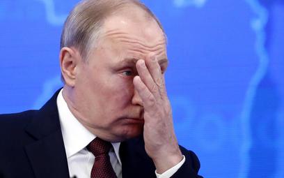 Bez ropy Rosja drastycznie zbiednieje