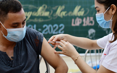 Wietnam będzie szczepił kubańską szczepionką przeciw COVID-19