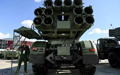 Rosja przerzuca jednostki rakietowe do Grodna