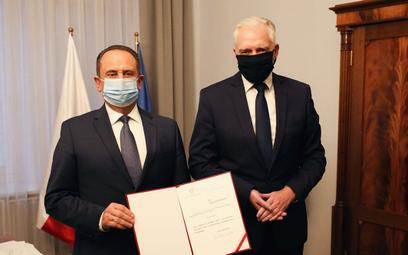 Andrzej Gut-Mostowy ponownie wiceministrem od turystyki