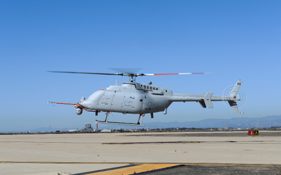 Poza zadaniami patrolowo-rozpoznawczymi, MQ-8C Fire Scout mogą być wykorzystywane do działań ogniowy