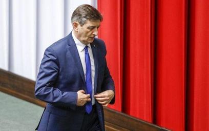 Marszałek Kuchciński zaprasza komorników do parlamentu
