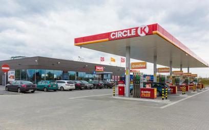 W Polsce jest już sto stacji z logo Circle K