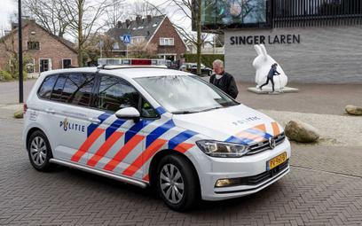 Obraz van Gogha skradziono z muzeum Singer Laren - policja nie odnalazła dzieła