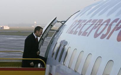Co Kaczyński mówił o lotach Tuska do Sopotu w 2011 r.?