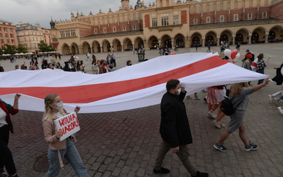 Można pomóc prześladowanym studentom z Białorusi