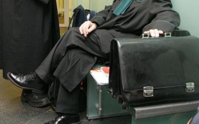 Skany z dyscyplinarkami adwokatów to informacja publiczna