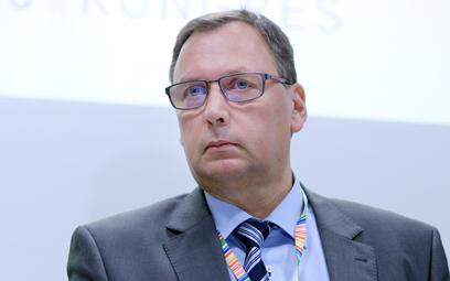 Andrzej Kensbok. Fot./Piotr Guzik.
