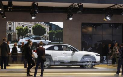 Mazda MX-30: Przemyślany elektryk
