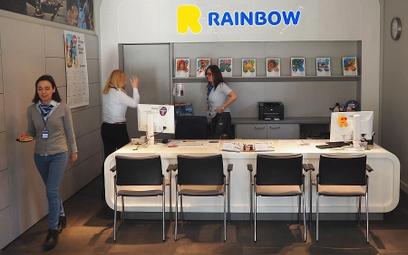 Rainbow – 15 procent większe przychody
