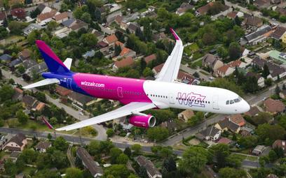 Sześć tras wraca do rozkładu lotów Wizz Aira z Polski