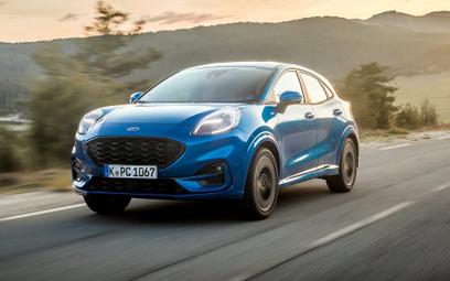Ford Puma: Coś więcej niż Fiesta