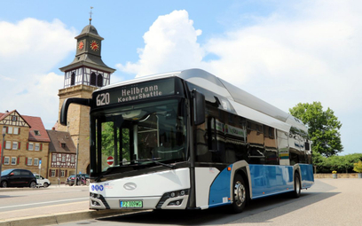 Autobusy na wodór będą nową polską specjalnością