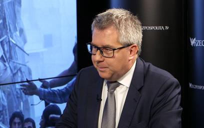 Ryszard Czarnecki: Spytajmy uchodźców, czy chcą do Polski