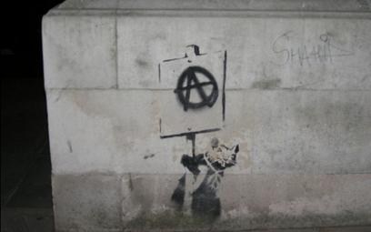 Banksy: Kim jest artysta, który chce niszczyć swoje prace?