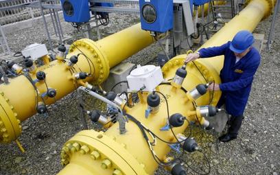 Gazprom może już kłaść rurę na dnie Bałtyku