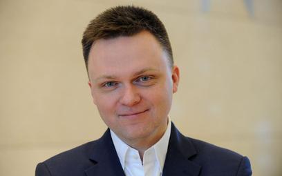 Minister w rządzie PO-PSL szefem sztabu Szymona Hołowni