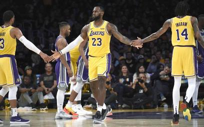 LeBron James lidze w NBA zwyciężał już trzy razy. Chce być równie wielki jak Michael Jordan – sześci