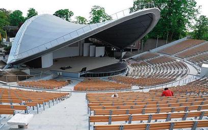 W Opolu w wygodnych nowych fotelach będzie mogło zasiąść 4 tys. widzów