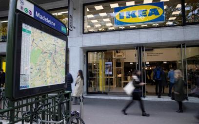 Nowy sklep IKEA w samym centrum Paryża