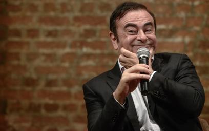 8 kwietnia Nissan ostatecznie wyrzuci Carlosa Ghosna