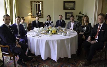 O przyszłości programów stażowych dla młodych talentów dyskutowali przedstawiciele Polskiej Rady Biz