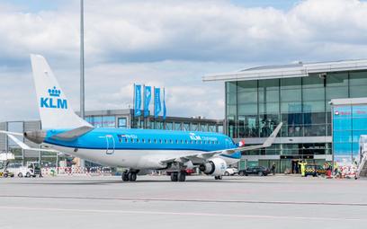 KLM wznawia loty z Wrocławia do Amsterdamu