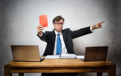 Kierownika łatwiej zwolnić z posady, ale nigdy bez powodu